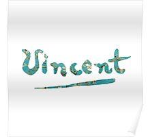 Vincent - Almond Blossom Poster