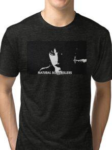 NATURAL BORN KILLERS - MALLORY Tri-blend T-Shirt