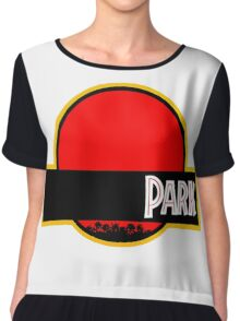Park Chiffon Top