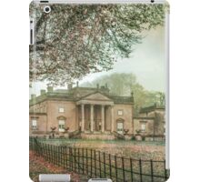 Atmospheric old house in England iPad Case/Skin