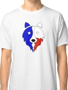 Solid Lone Star Collie Classic T-Shirt