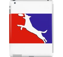 Solid Major League Disc iPad Case/Skin