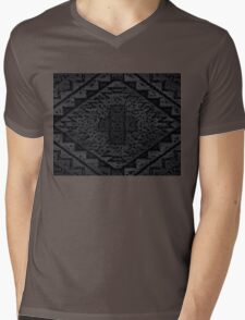 Navajo Night Sky  Mens V-Neck T-Shirt