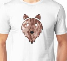 Solid Red Merle Border Collie Unisex T-Shirt