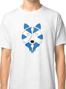Solid Scottish Border Collie Classic T-Shirt