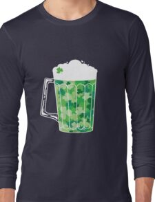 Clover Beer Long Sleeve T-Shirt