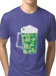 Clover Beer Tri-blend T-Shirt