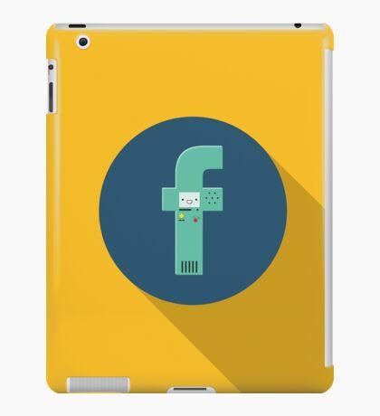 Adventure network 4 iPad Case/Skin