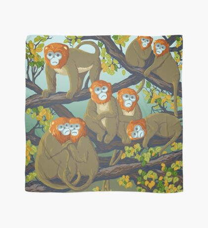 Monkeys Scarf