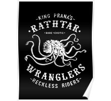 Rathtar Wranglers Poster