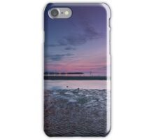 Vanishing points iPhone Case/Skin