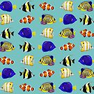 Tropical fish by rlnielsen4