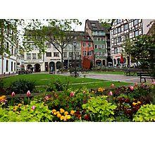 Spring in Strasbourg Photographic Print