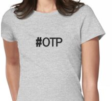 #OTP Womens Fitted T-Shirt