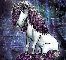 The Sad Unicorn by Studio8107