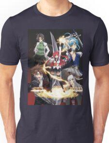Shinmai Maou no Testament Manga Unisex T-Shirt