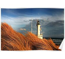 Point Lonsdale Light House Poster