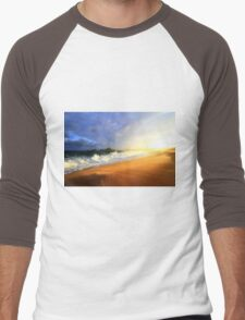 Storm power Men's Baseball ¾ T-Shirt