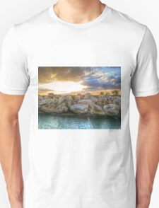 After the storm HDR Unisex T-Shirt