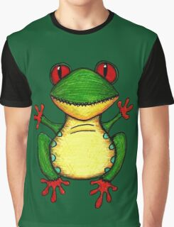 Frank the Frog Graphic T-Shirt