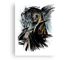 Elf King Canvas Print