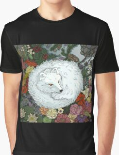 Arctic Fox Graphic T-Shirt