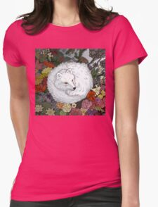 Arctic Fox Womens Fitted T-Shirt