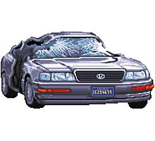 Street Fighter II Car Photographic Print