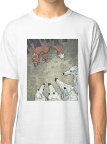 Fox Hunt Classic T-Shirt