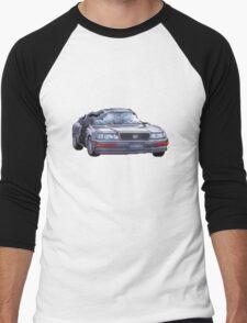 Street Fighter II Car Men's Baseball ¾ T-Shirt