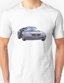 Street Fighter II Car Unisex T-Shirt