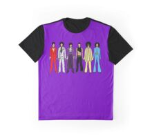 Retro Vintage Fashion 16 A Graphic T-Shirt