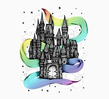 Super Magic Rainbow Dream Castle Unisex T-Shirt