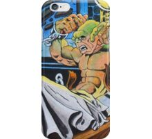 WEREWOLF ATTACKS iPhone Case/Skin