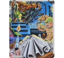 WEREWOLF ATTACKS iPad Case/Skin