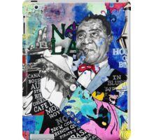 The Sound of New Orleans iPad Case/Skin