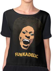 Funkadelic - Maggot Brain Chiffon Top