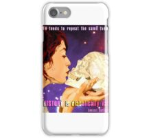 Fiction And History iPhone Case/Skin