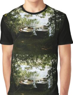Boating For Two Graphic T-Shirt