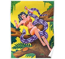JUNGLE GIRL Poster