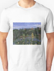 Golden Pagoda T-Shirt