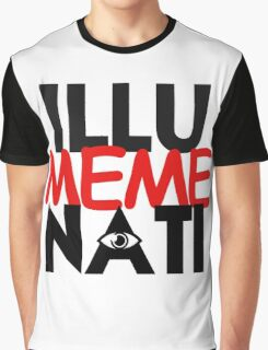 IlluMEMEnati. Graphic T-Shirt