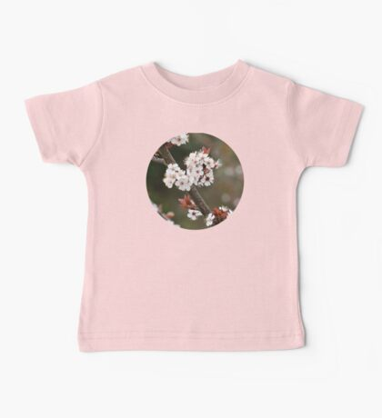 Spring Time Flowers Baby Tee