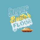 Sugar, Butter, Flour by nicwise