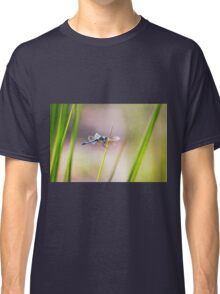 Dragonfly by Pond #1  Classic T-Shirt