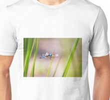 Dragonfly by Pond #1  Unisex T-Shirt