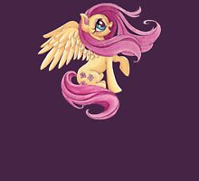 Fluttershy-One with Nature Unisex T-Shirt
