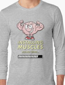 It's brainstorm Long Sleeve T-Shirt
