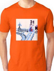OK Computer Pixel Art Unisex T-Shirt