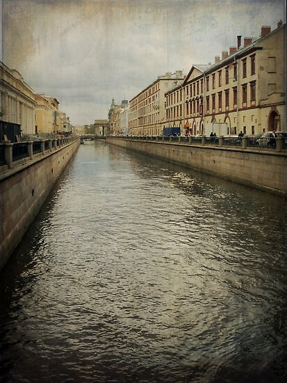 The Venice of the North by Lucinda Walter